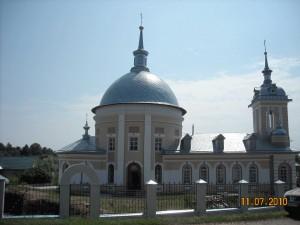 Церковь в Щеглятьеве