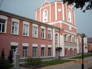 Один из корпусов больницы